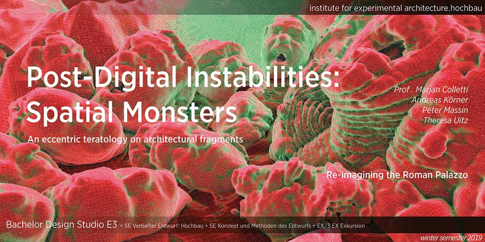 Poster Post Digital Instabilities